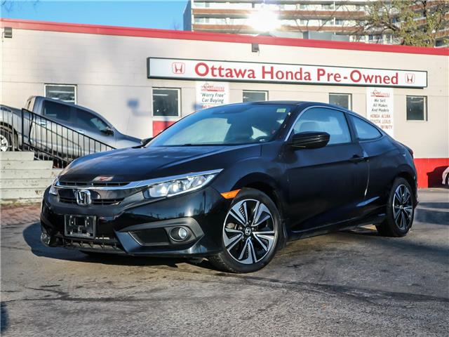 2016 Honda Civic EX-T (Stk: H86520) in Ottawa - Image 1 of 28