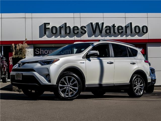 2018 Toyota RAV4 Hybrid  (Stk: 05478R) in Waterloo - Image 1 of 24