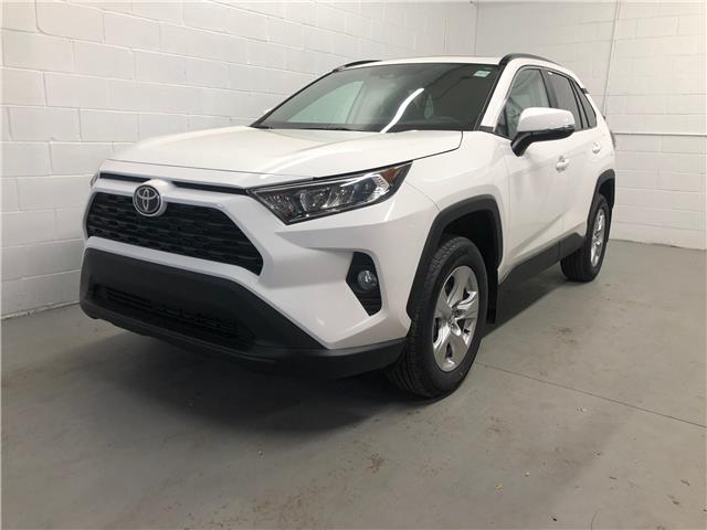 2021 Toyota RAV4 XLE (Stk: TX048) in Cobourg - Image 1 of 9