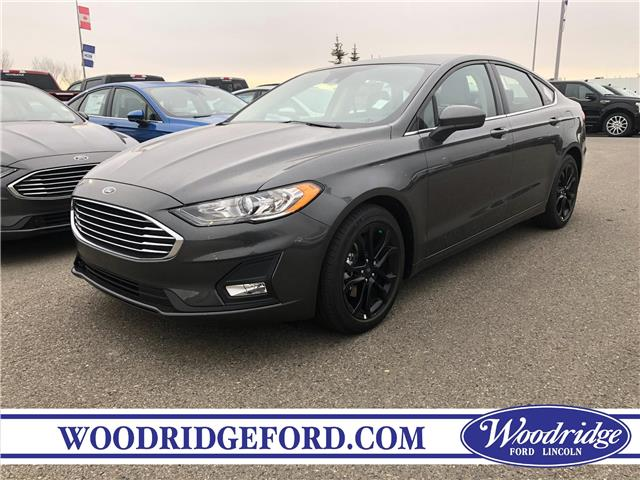 2020 Ford Fusion SE (Stk: L-104) in Calgary - Image 1 of 5