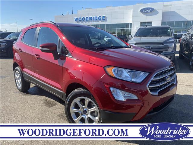 2019 Ford EcoSport SE (Stk: 17615) in Calgary - Image 1 of 20