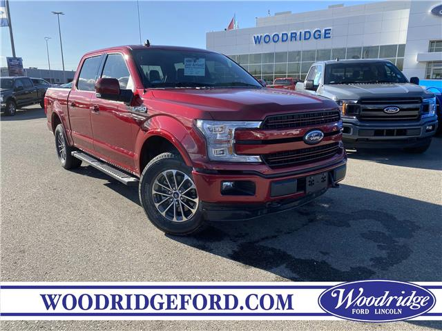 2019 Ford F-150 Lariat (Stk: T30338) in Calgary - Image 1 of 23