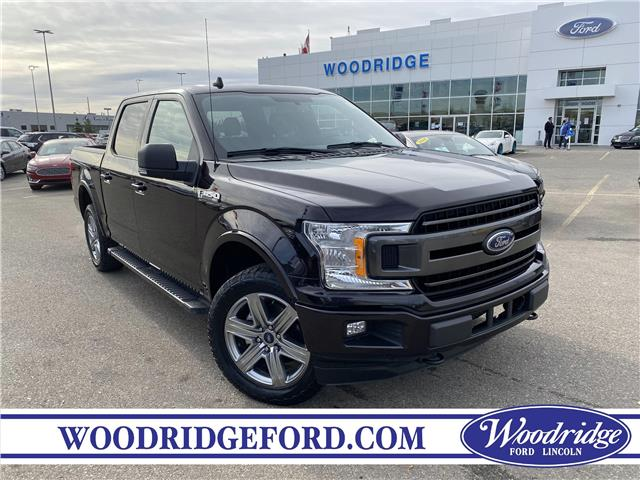 2018 Ford F-150 Lariat (Stk: L-1126A) in Calgary - Image 1 of 21