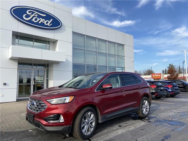 2019 Ford Edge Titanium (Stk: 20428A) in Perth - Image 1 of 15