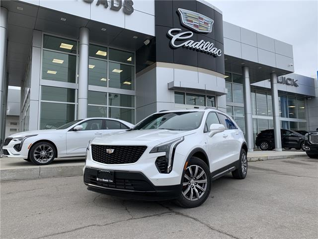 2021 Cadillac XT4 Sport (Stk: F017704) in Newmarket - Image 1 of 28