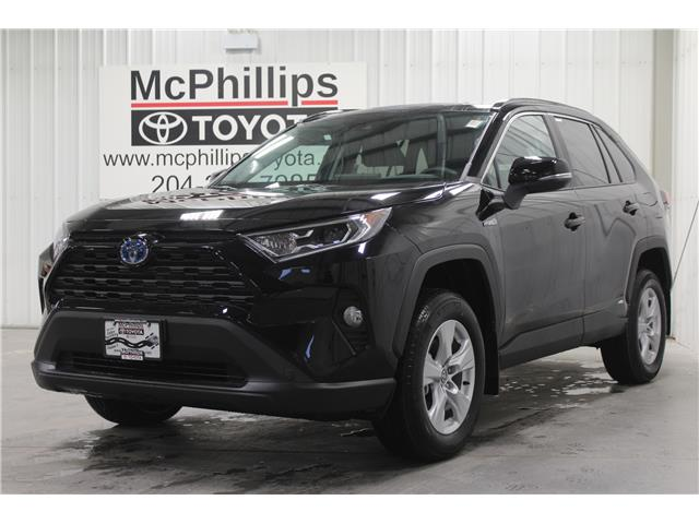 2021 Toyota RAV4 Hybrid XLE (Stk: W104920) in Winnipeg - Image 1 of 21