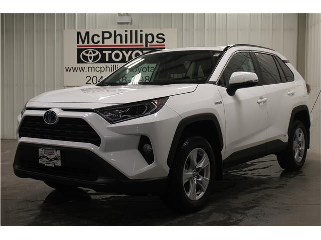 2021 Toyota RAV4 Hybrid XLE (Stk: W104933) in Winnipeg - Image 1 of 21