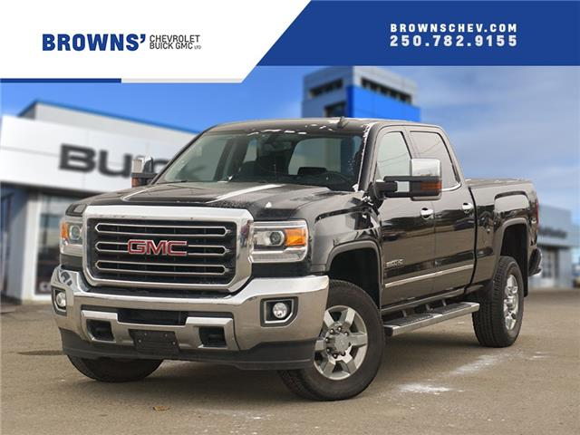 2019 GMC Sierra 2500HD SLT (Stk: 4522A) in Dawson Creek - Image 1 of 15