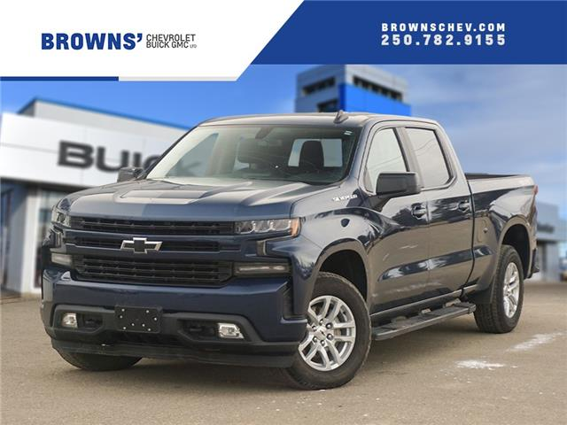 2019 Chevrolet Silverado 1500 RST (Stk: 4550A) in Dawson Creek - Image 1 of 16
