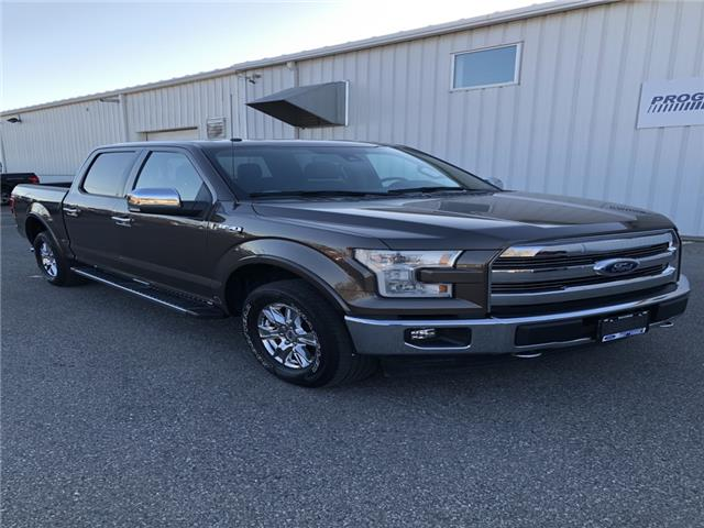 2017 Ford F-150 Lariat (Stk: HFC54427) in Wallaceburg - Image 1 of 15