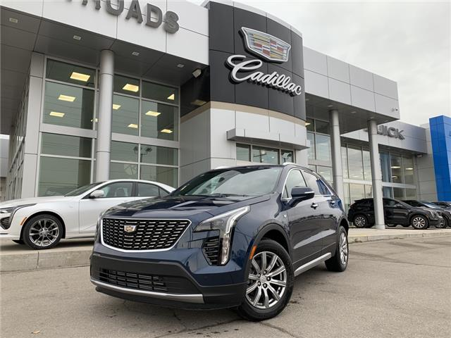 2021 Cadillac XT4 Premium Luxury (Stk: F025652) in Newmarket - Image 1 of 28
