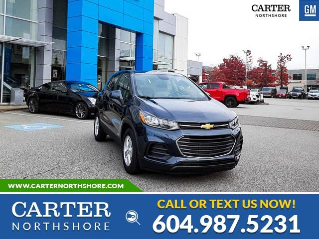 2021 Chevrolet Trax LS (Stk: 1TX06450) in North Vancouver - Image 1 of 13