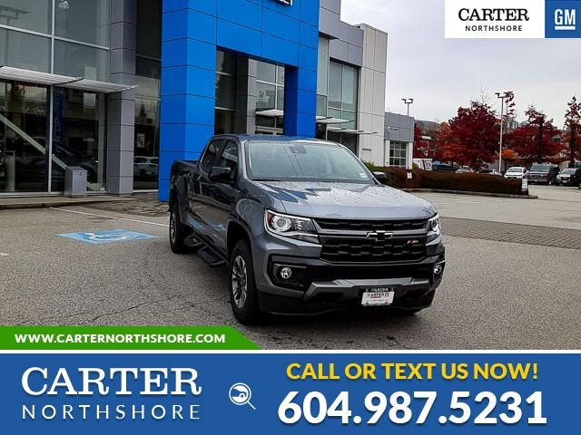 2021 Chevrolet Colorado Z71 (Stk: 1CL27710) in North Vancouver - Image 1 of 13