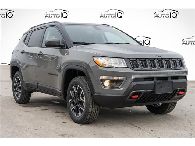 2021 Jeep Compass Trailhawk (Stk: 44221) in Innisfil - Image 1 of 29