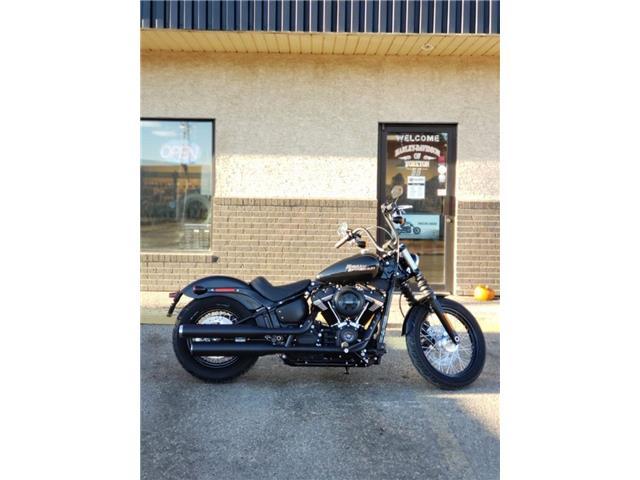 2020 Harley-Davidson FXBB - Softail® Street Bob®  (Stk: 2020-FXBB-6849) in Yorkton - Image 1 of 7