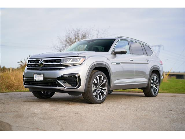 2021 Volkswagen Atlas 3.6 FSI Execline (Stk: MA531971) in Vancouver - Image 1 of 21