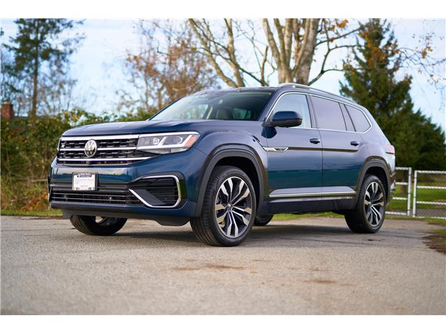 2021 Volkswagen Atlas 3.6 FSI Execline (Stk: MA532265) in Vancouver - Image 1 of 23