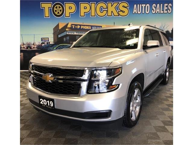2019 Chevrolet Suburban LT (Stk: 318011) in NORTH BAY - Image 1 of 28