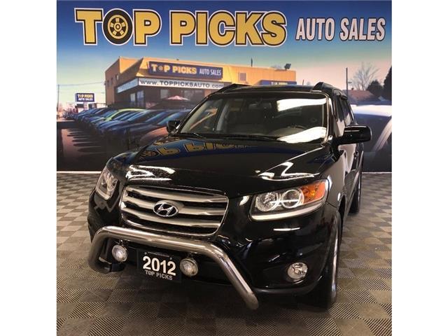 2012 Hyundai Santa Fe GL Sport (Stk: 149617) in NORTH BAY - Image 1 of 25