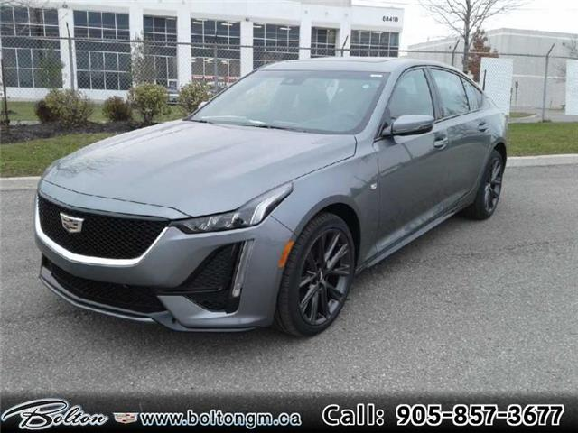 2021 Cadillac CT5 Sport (Stk: 107280) in Bolton - Image 1 of 15