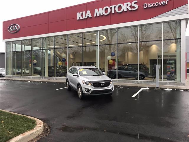 2016 Kia Sorento 2.4L LX (Stk: X4992B) in Charlottetown - Image 1 of 10