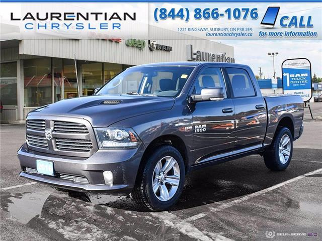 2016 RAM 1500 Sport (Stk: 20050A) in Sudbury - Image 1 of 26