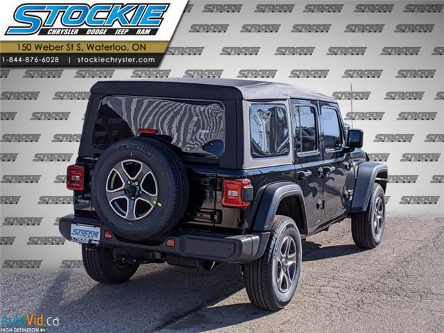 2021 jeep wrangler unlimited sport diesel, safety & tech