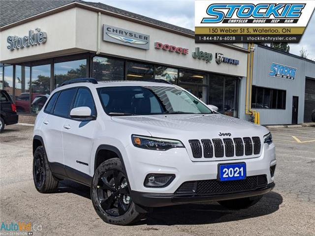 2021 Jeep Cherokee Altitude (Stk: 35279) in Waterloo - Image 1 of 15