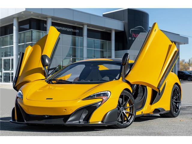2016 McLaren 675LT LT|Spider|NAV|REAR CAM|MERIDIAN AUDIO|CARBON (Stk: 20HMS1139) in Mississauga - Image 1 of 40