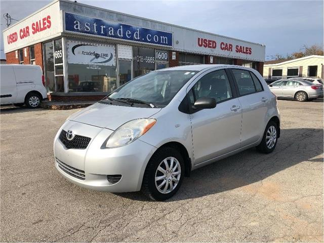 2007 Toyota Yaris LE (Stk: 7134A) in Hamilton - Image 1 of 20