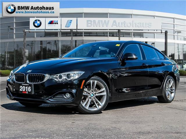 2016 BMW 428i xDrive Gran Coupe (Stk: P9766A) in Thornhill - Image 1 of 28