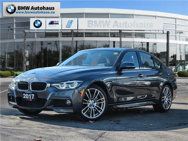 2017 BMW 340i xDrive (Stk: P9881) in Thornhill - Image 1 of 32