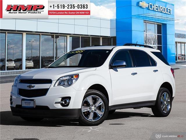 2015 Chevrolet Equinox 2LT (Stk: 70031) in Exeter - Image 1 of 27
