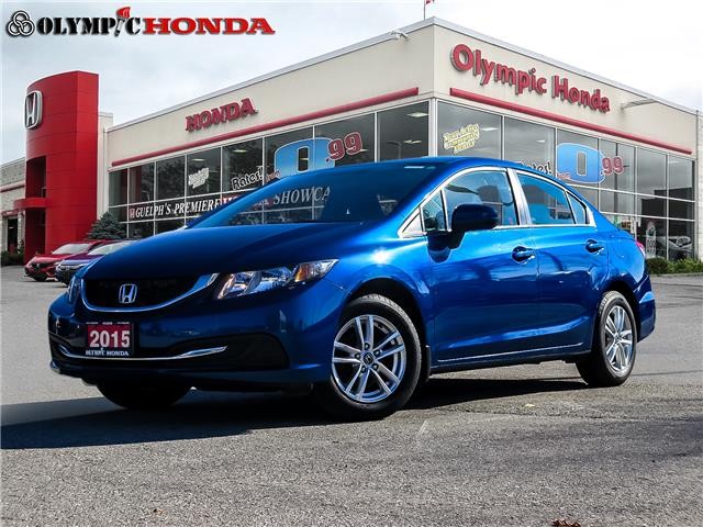 2015 Honda Civic LX (Stk: U2236) in Guelph - Image 1 of 23