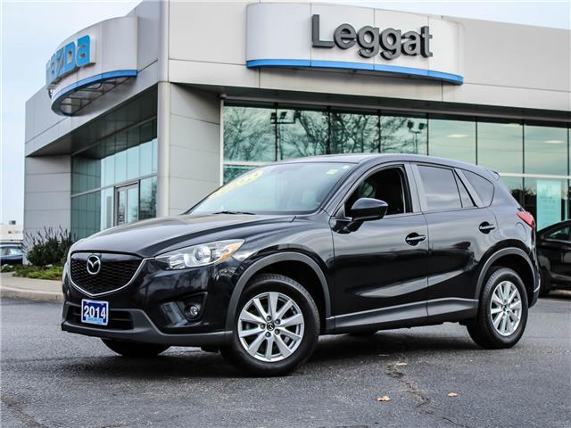 2014 Mazda CX-5 GS (Stk: 214639A) in Burlington - Image 1 of 26