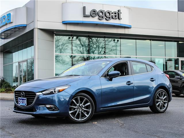 2018 Mazda Mazda3 Sport GT (Stk: 2379LT) in Burlington - Image 1 of 26