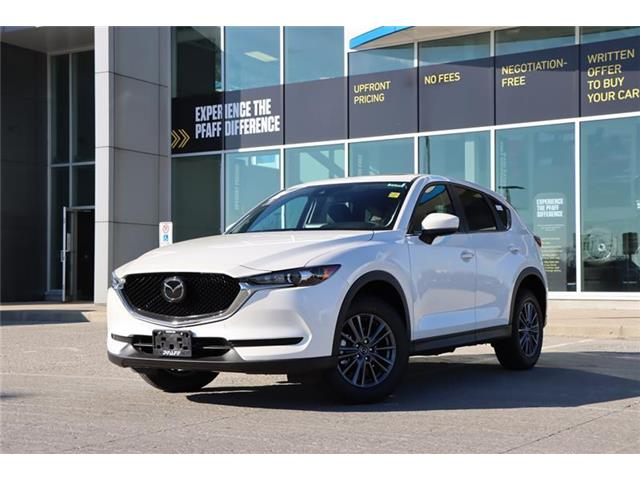 2021 Mazda CX-5 GS (Stk: LM9727) in London - Image 1 of 23