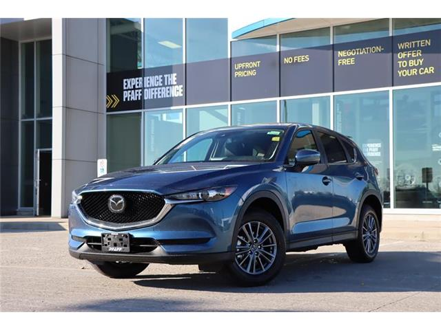 2021 Mazda CX-5 GS (Stk: LM9742) in London - Image 1 of 23