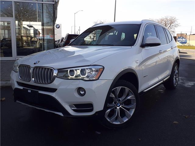 2017 BMW X3 xDrive28i (Stk: P9623) in Gloucester - Image 1 of 24