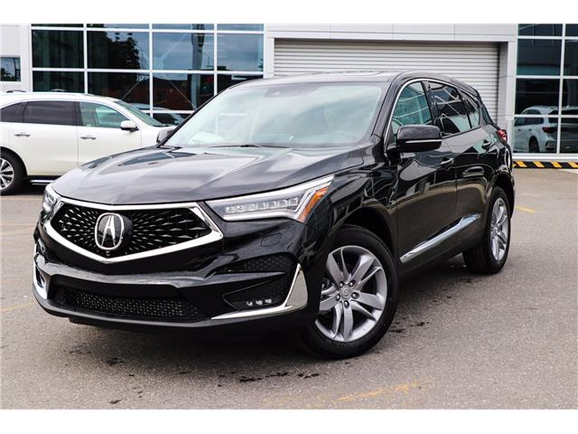 2021 Acura RDX Platinum Elite (Stk: 19413) in Ottawa - Image 1 of 27