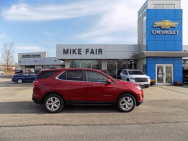 2021 Chevrolet Equinox LT (Stk: 21063) in Smiths Falls - Image 1 of 17