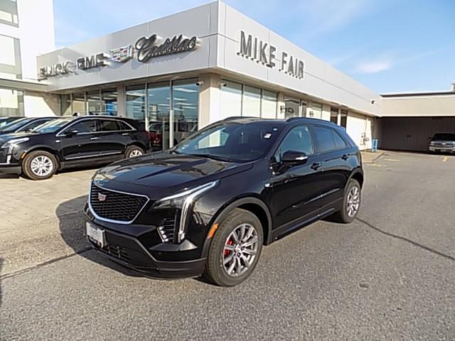 2021 Cadillac XT4 Sport (Stk: 21026) in Smiths Falls - Image 1 of 16