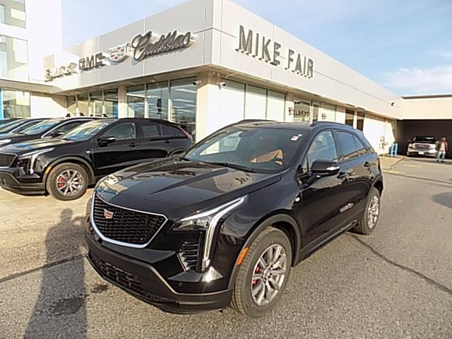 2021 Cadillac XT4 Sport (Stk: 21055) in Smiths Falls - Image 1 of 16