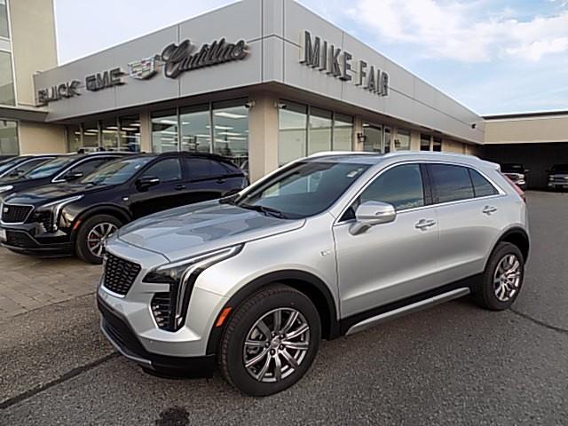 2021 Cadillac XT4 Premium Luxury (Stk: 21054) in Smiths Falls - Image 1 of 18