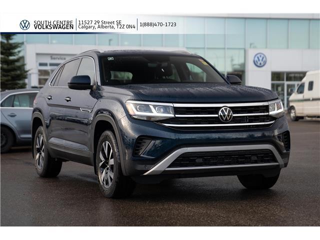 2020 Volkswagen Atlas Cross Sport 2.0 TSI Comfortline (Stk: 00231) in Calgary - Image 1 of 46