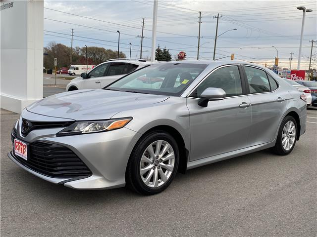 2018 Toyota Camry LE (Stk: W5190) in Cobourg - Image 1 of 24