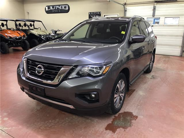 2019 Nissan Pathfinder SV Tech 5N1DR2MM6KC634474 U20-88 in Nipawin