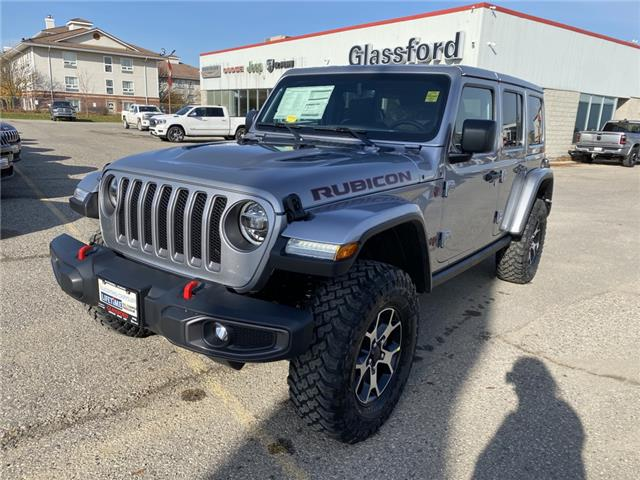 2021 Jeep Wrangler Unlimited Rubicon (Stk: 21-036) in Ingersoll - Image 1 of 18