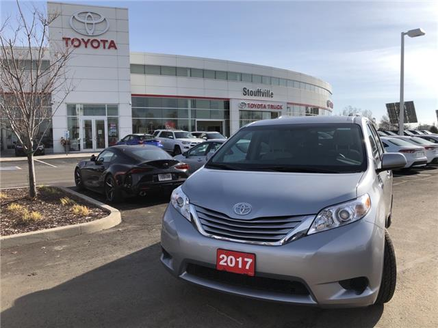 2017 Toyota Sienna LE 8 Passenger (Stk: P2337) in Whitchurch-Stouffville - Image 1 of 16