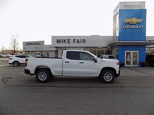 2021 Chevrolet Silverado 1500 Work Truck (Stk: 21049) in Smiths Falls - Image 1 of 15
